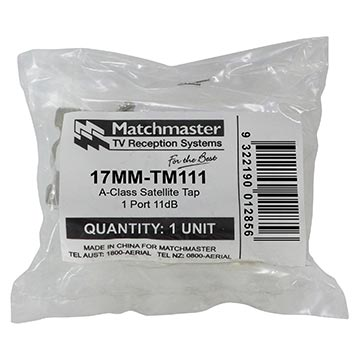 17MM-TM111 - 1 Way Tap 11dB Packaging Image