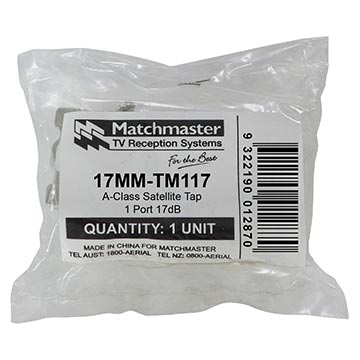 17MM-TM117 - 1 Way Tap 17dB Packaging Image