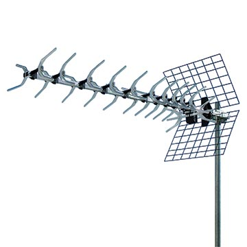 02MM-MDU43-BULK - Aerial UHF 43 Element