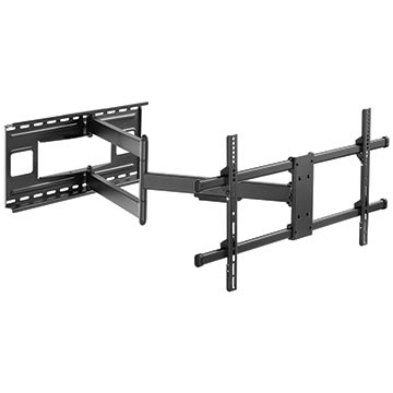"04MM-TB13 - TV Tilt and Swivel Bracket 43-80"" - Long Arm to 1015mm"