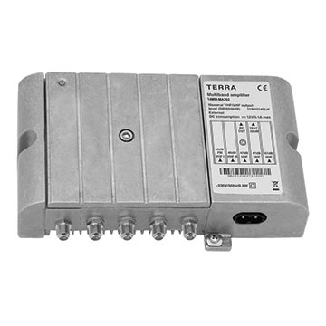 14MM-MA202 - TERRA 5-input Terrestrial Amplifier 40dB