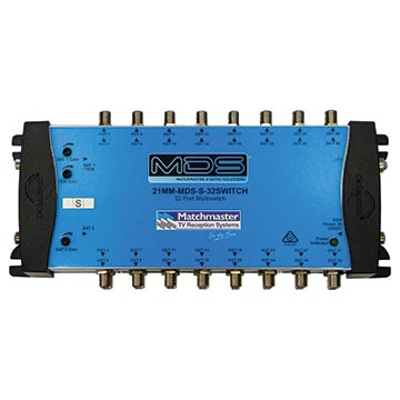 21MM-MDS-S-32SWITCH - 32-Way MDS System Switch
