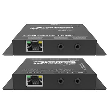 34MM-4K50 - 50M HDMI Extender Over CAT6 HDMI 2.0 18Gbps HDCP 2.2
