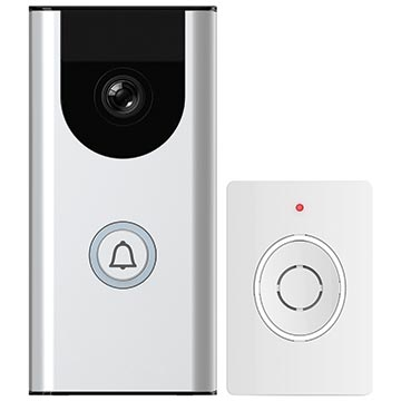 50MM-WD01 - Wi-Fi Video Doorbell with Smart Device Access